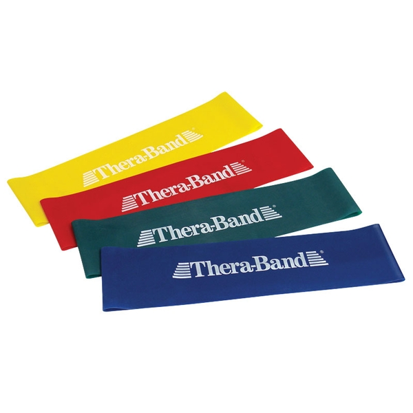 Theraband resistance band loops